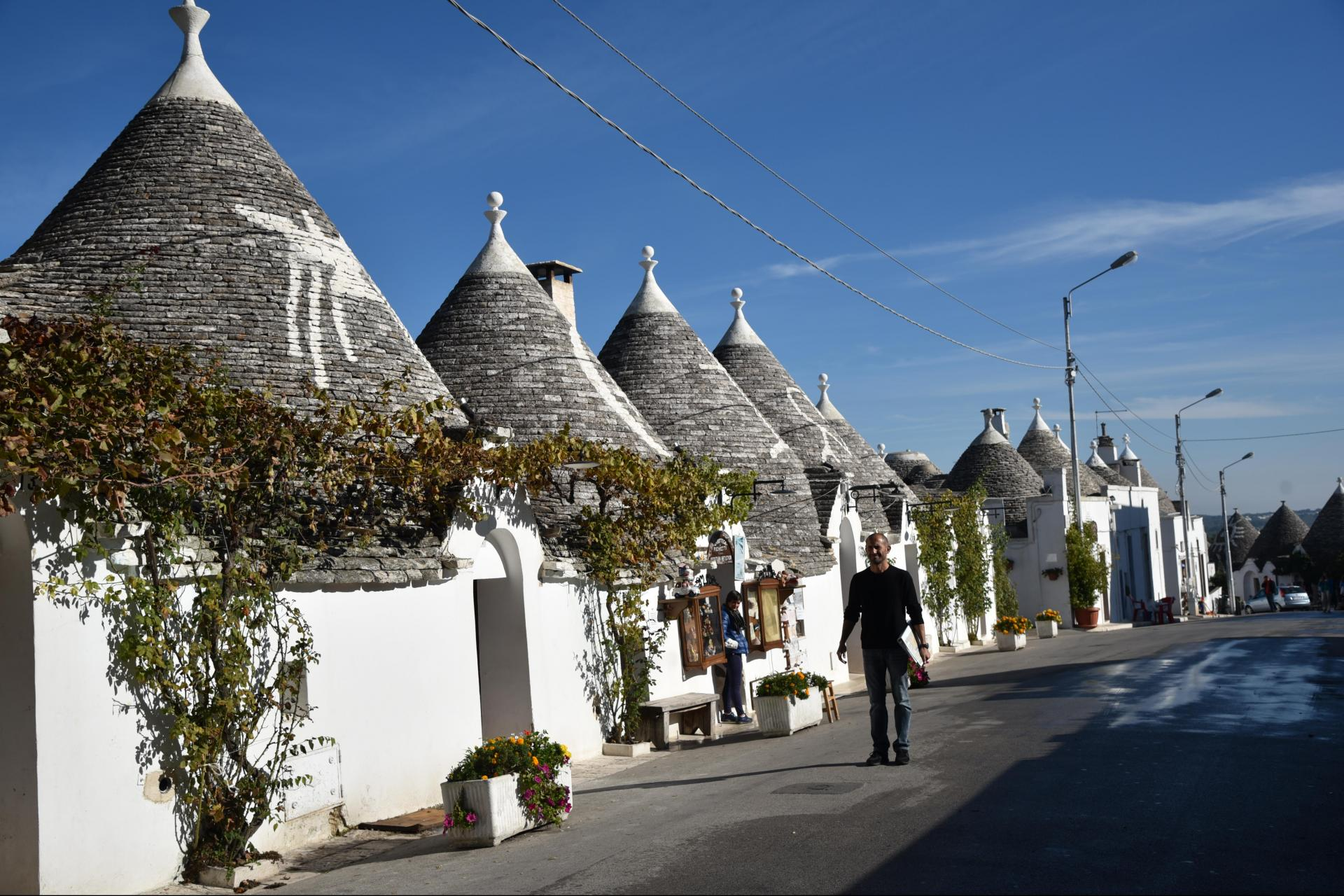 self guided cycling tours in Puglia Italy