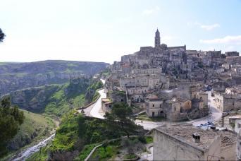 Italy - Matera to Sea Bike Tour Thumbnail