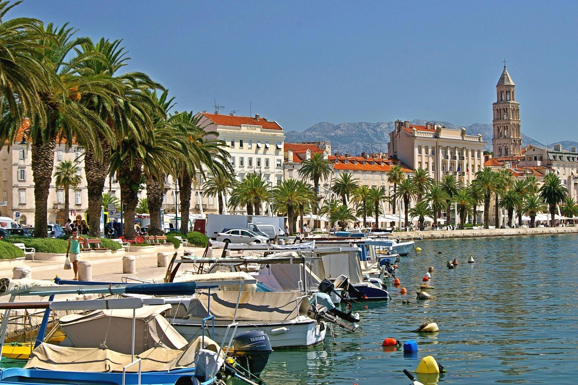 Bike Tour Croatia from Split to Brac Hvar Dalmatian Coast