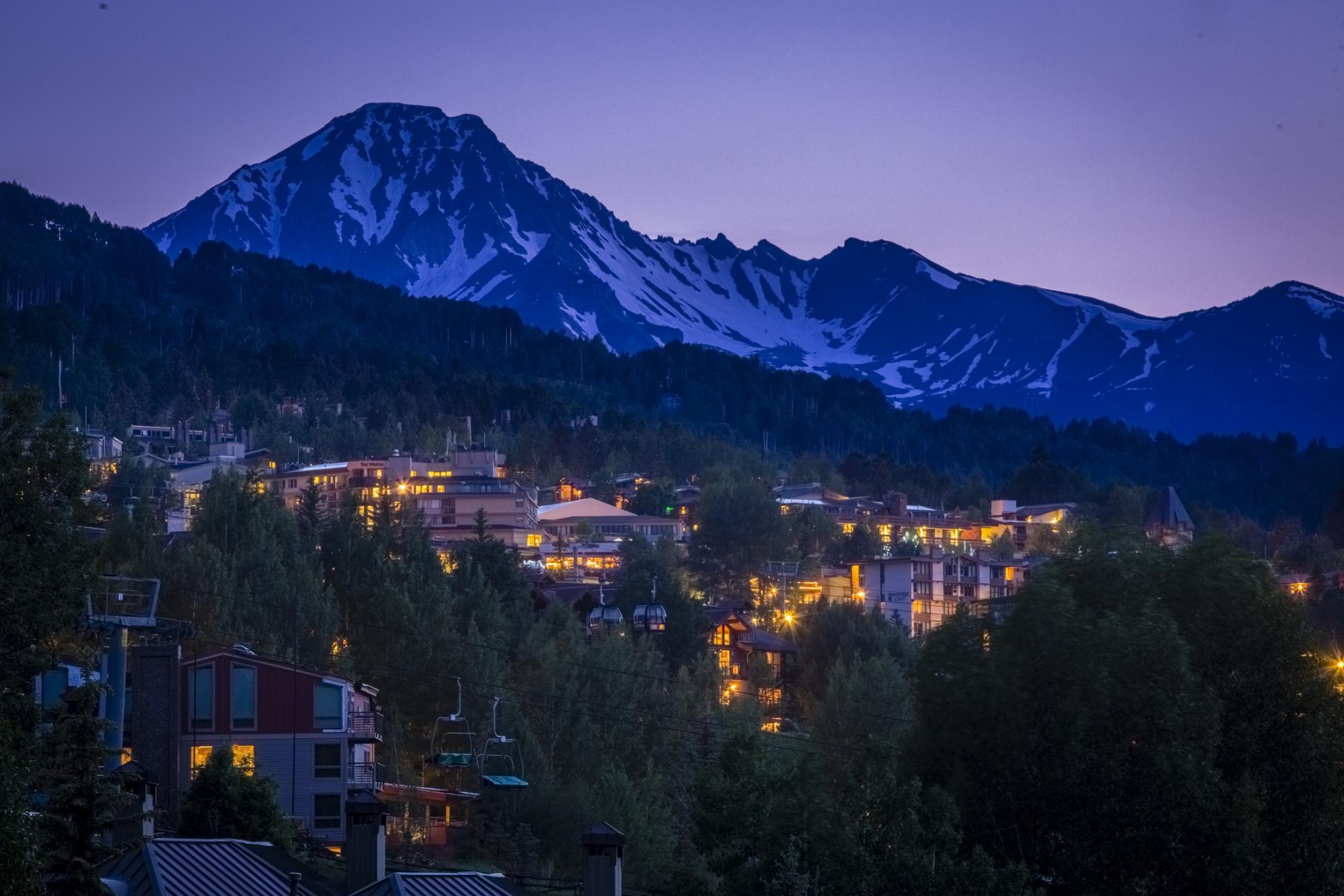 Colorado Bike Tour Vail to Snowmass & Aspen