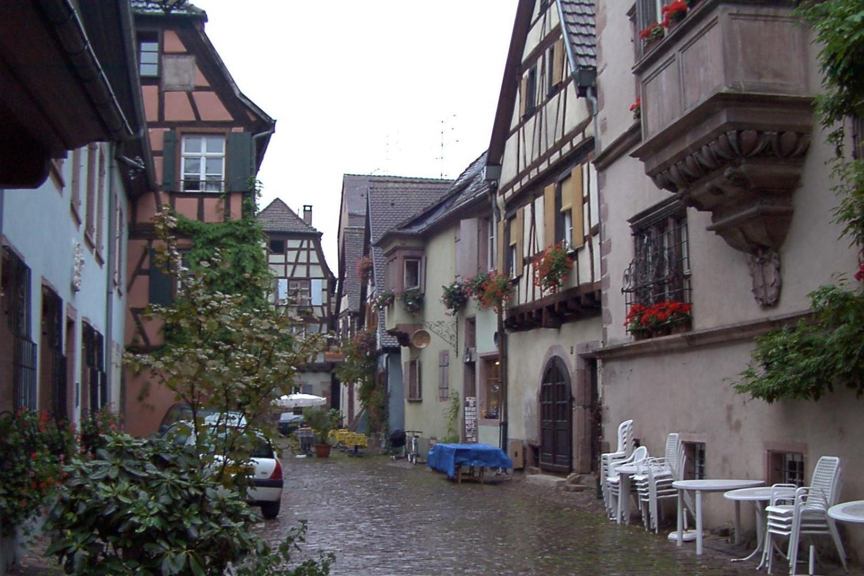 Alsace Wine Route Bike Tour France