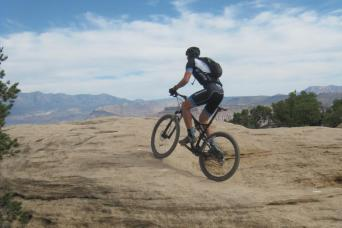 US - Gooseberry Mesa and Jem Mountain Bike Tour Thumbnail