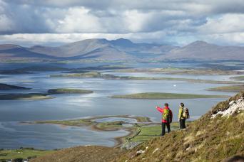 Ireland - Hiking the Western Way Thumbnail