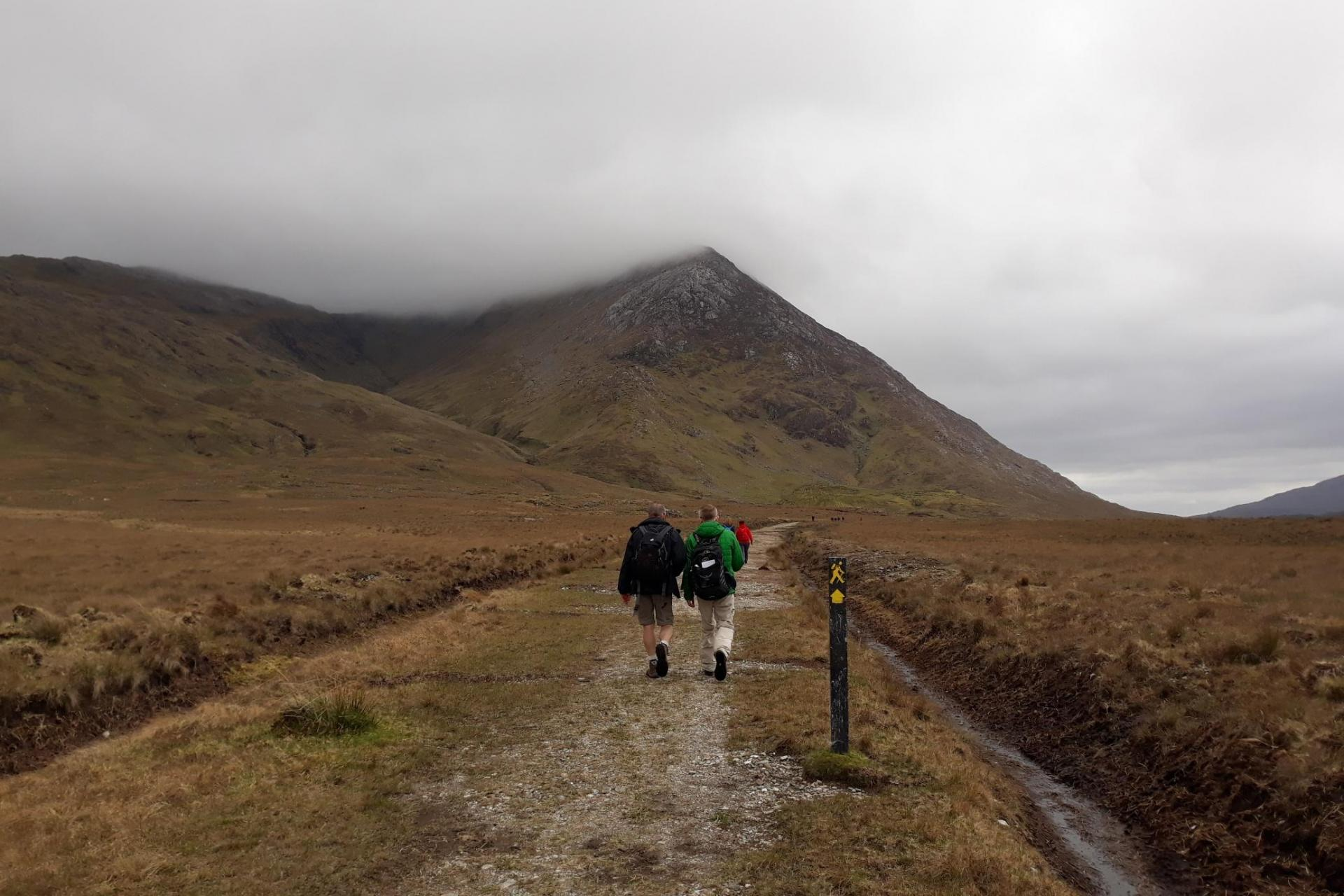Hiking Great Western Way Ireland Self Guided