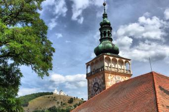 Czech Republic - Hiking Vienna to Prague Thumbnail