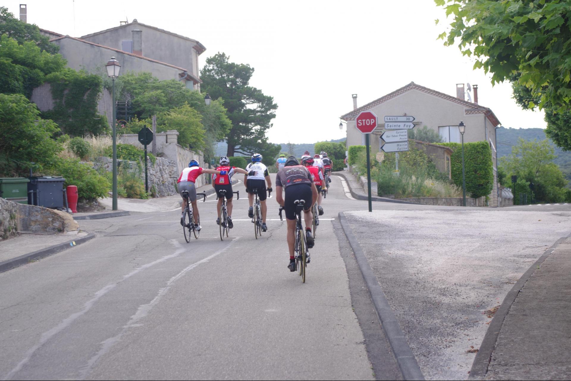 4 night Provence bike tour
