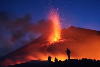 Italy - Sicily Mt Etna & Aeolian Islands Hiking Thumbnail