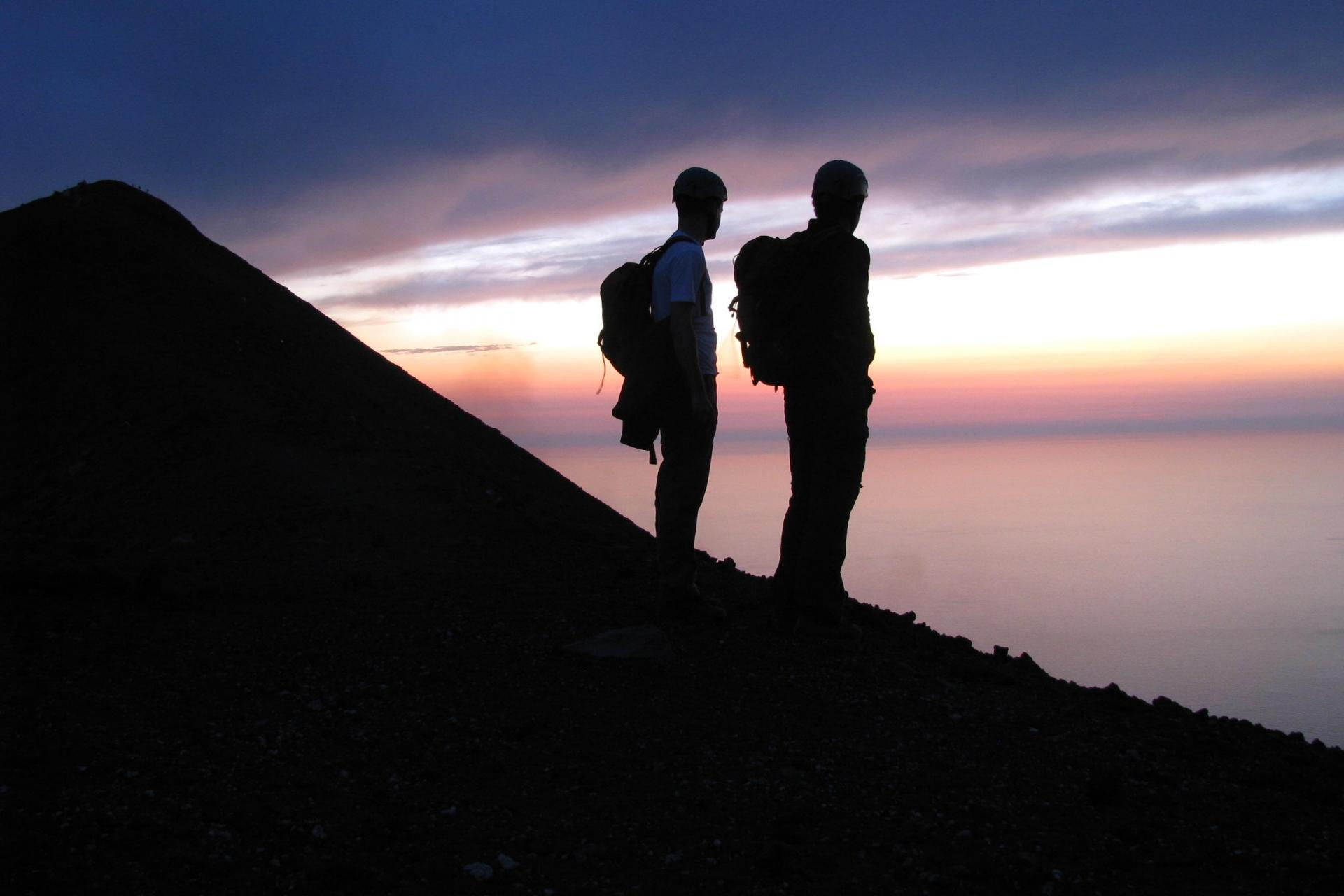 Sicily hiking tour Volcanos and Mt Etna
