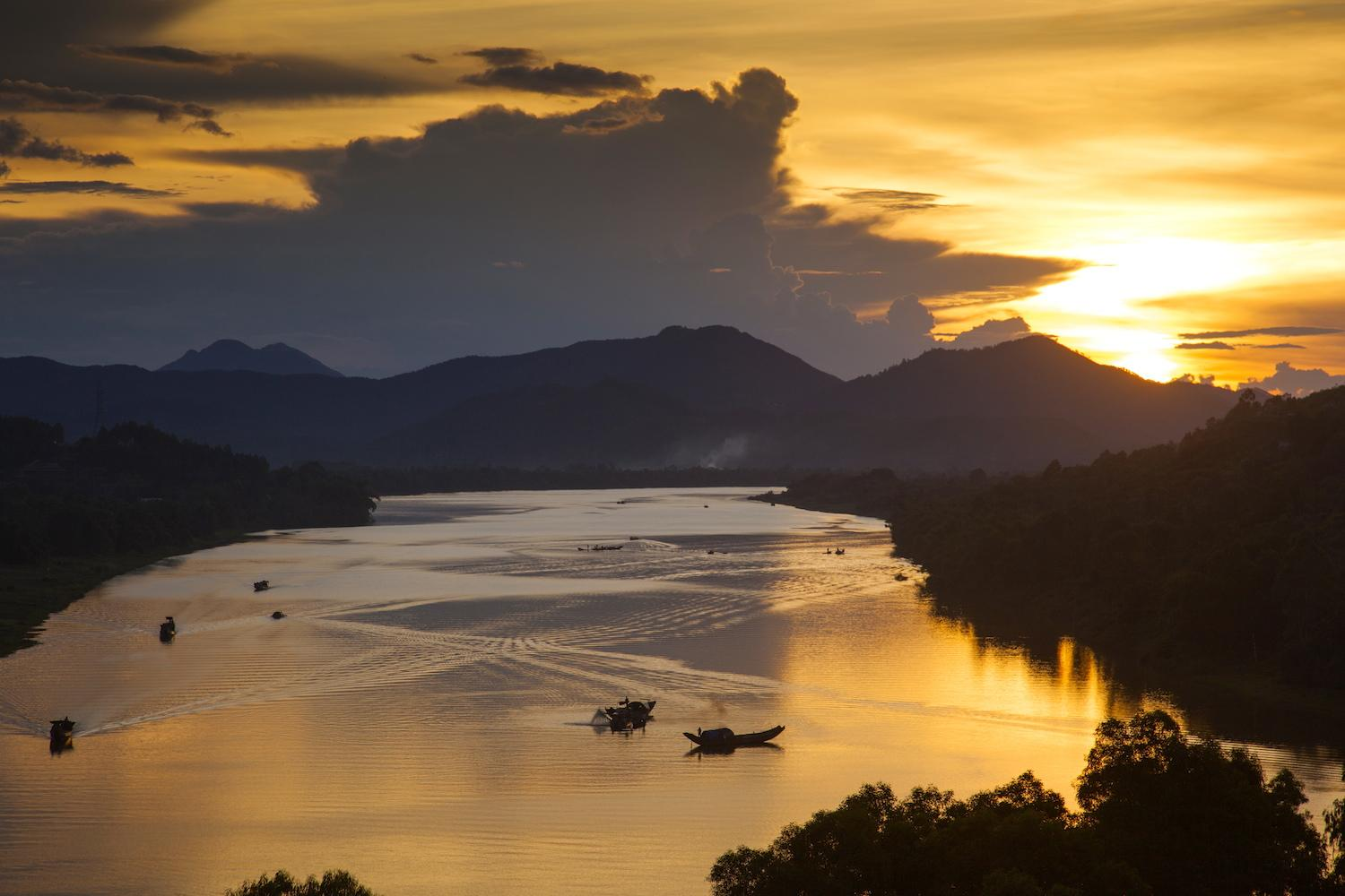 Easy bike tour of Northern Vietnam and Cambodia