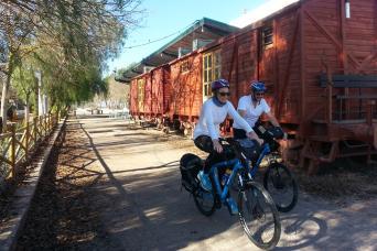 Spain - Cycling from Granada to Cordoba Thumbnail