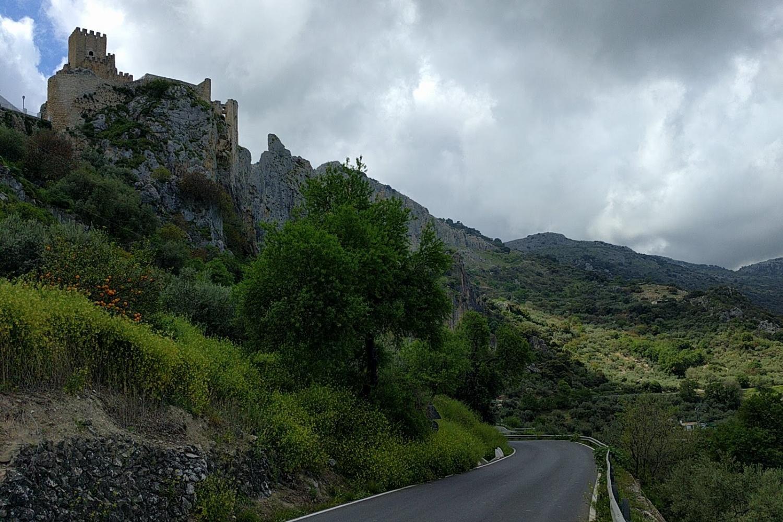 bike tour spain Andalucia Granada Cordoba
