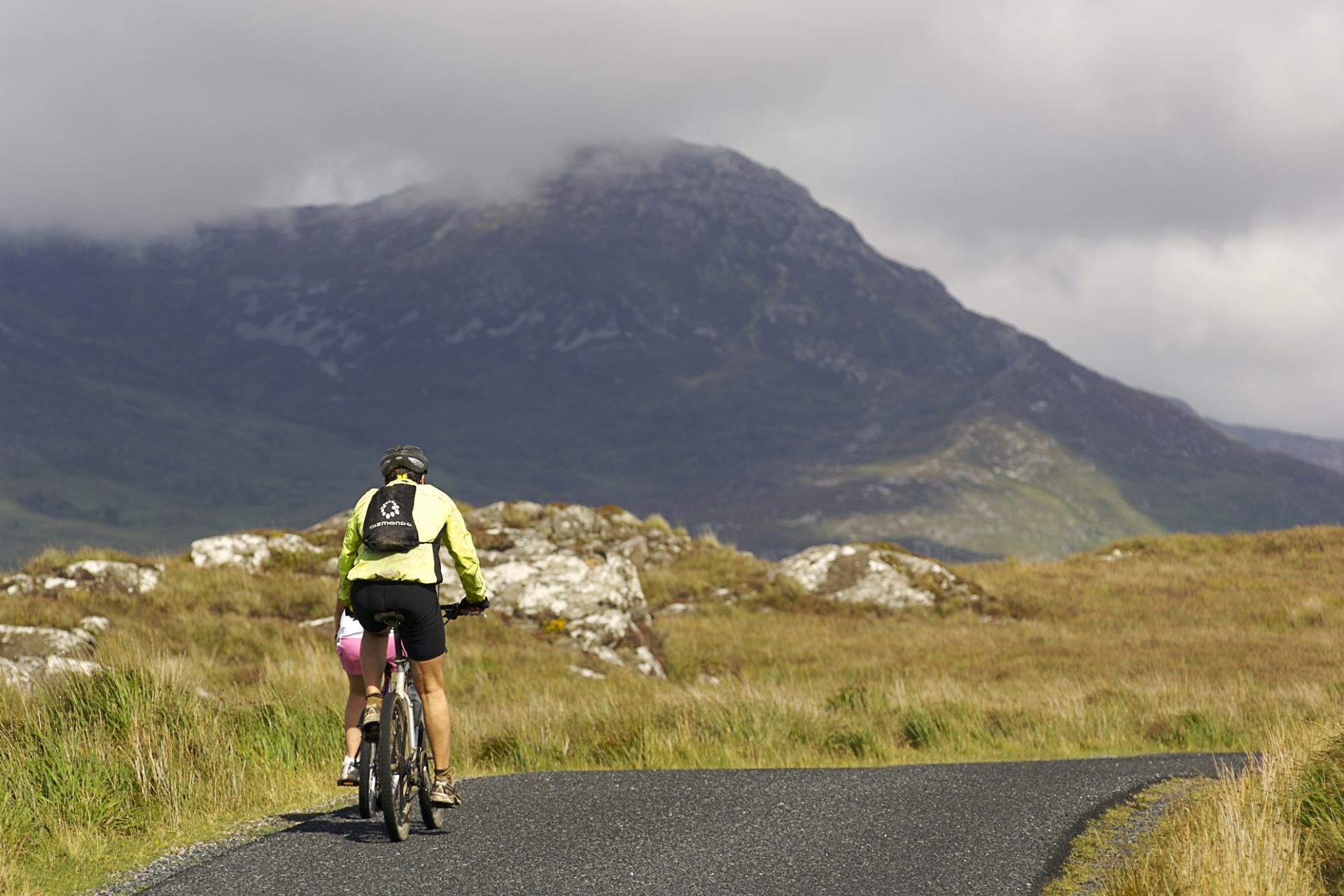 Ireland Bike Tour Galway to Dublin