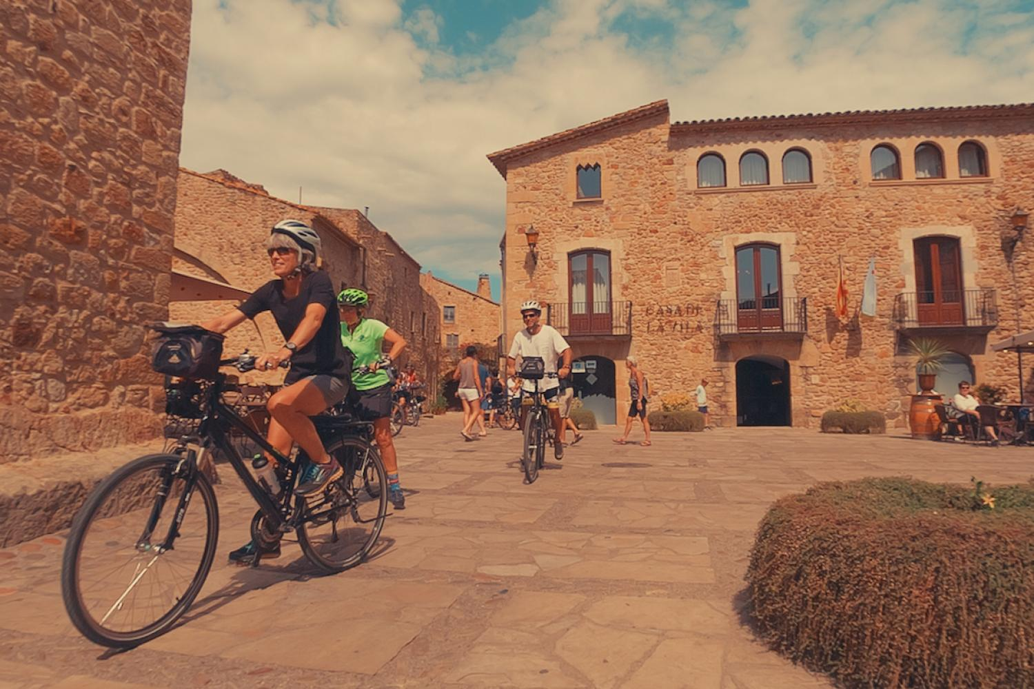 Barcelona Bike Tour Costa Brava Culinary Biking