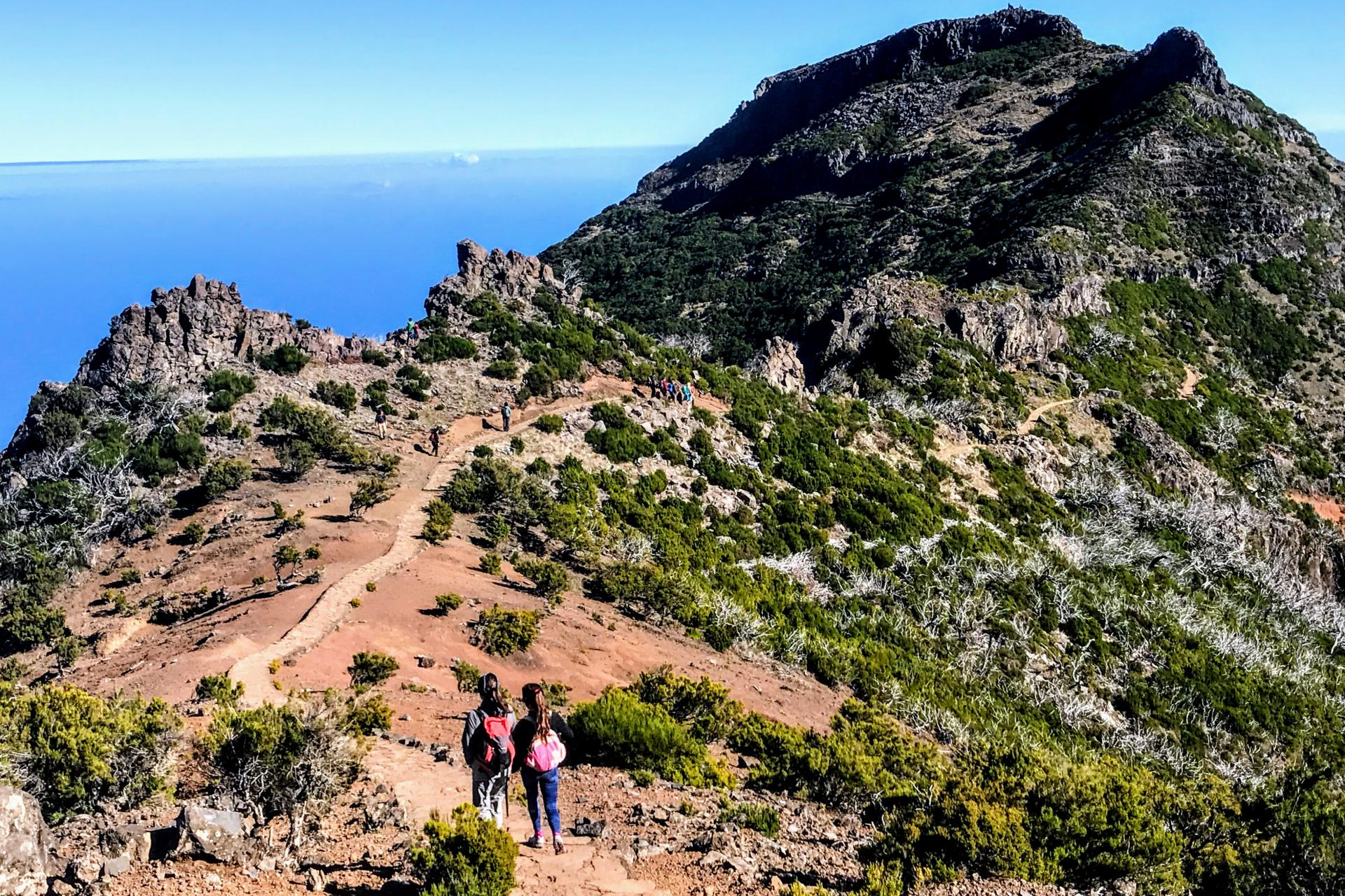 Madeira Portugal hiking tour