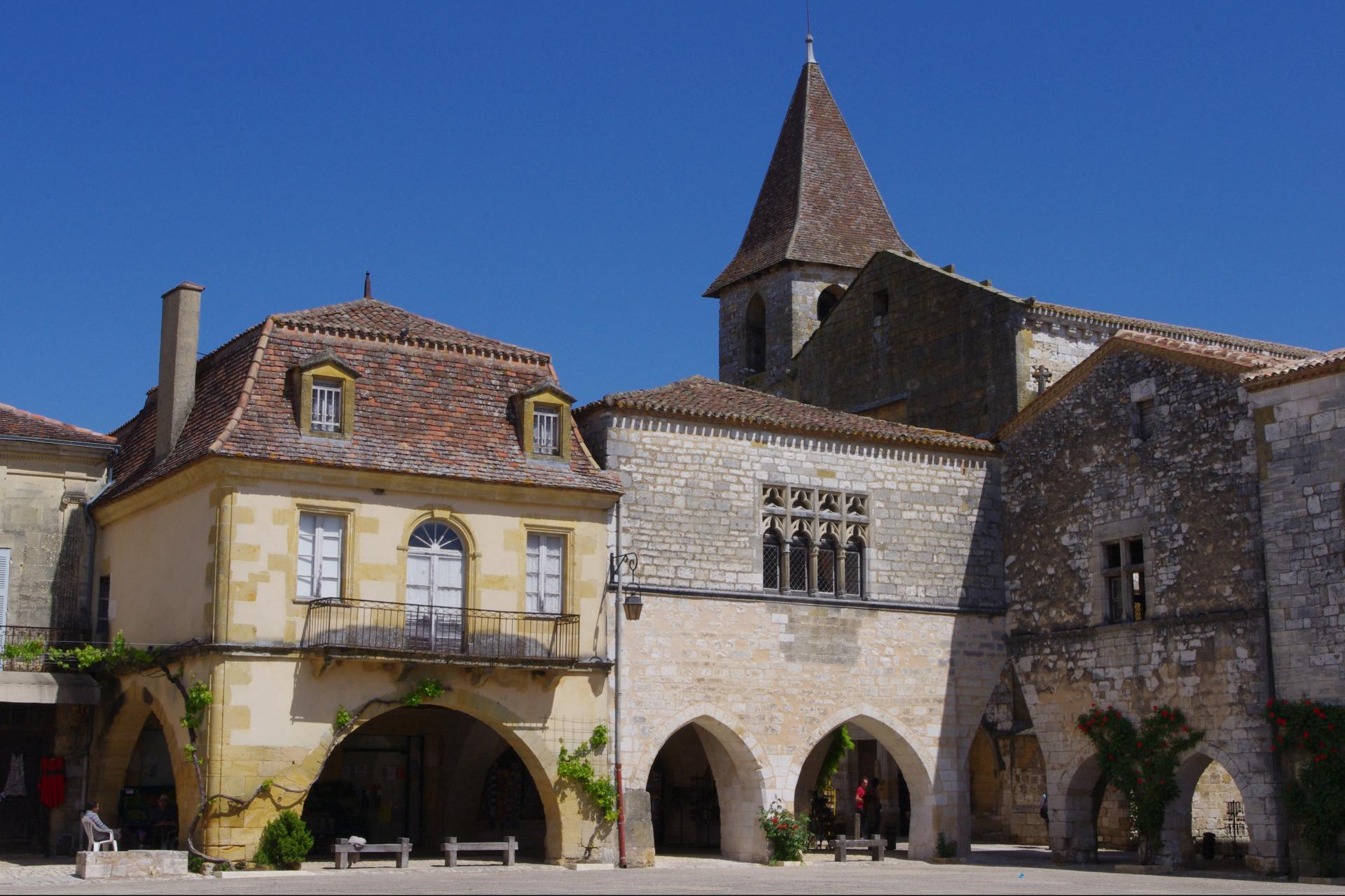 Dordogne France Private Self Guided Bike Tour
