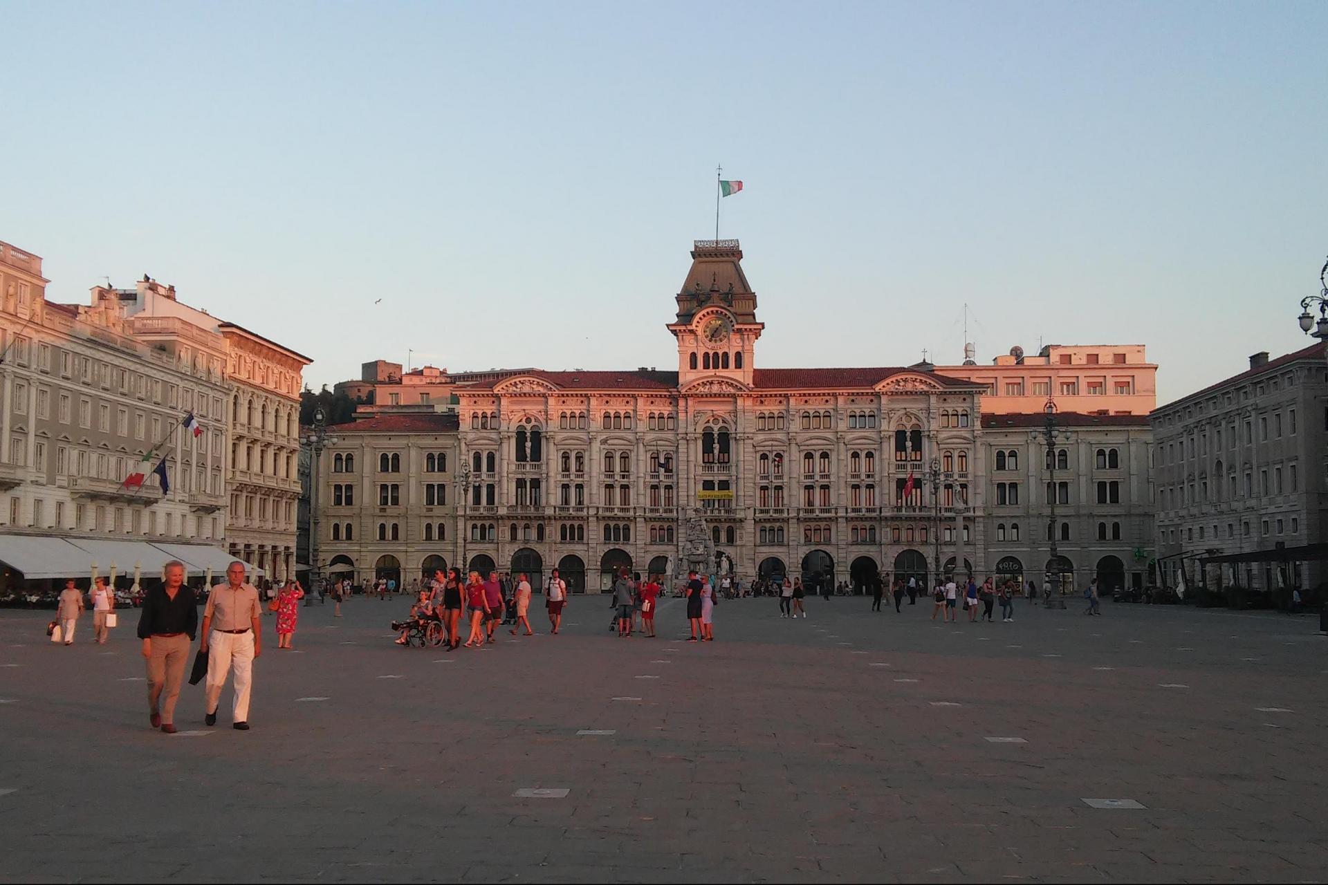 Venice Italy to Rovinj Croatia Bike Tour