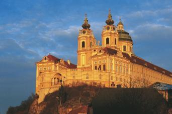 Austria – Danube Passau to Vienna Cycling Tour Thumbnail