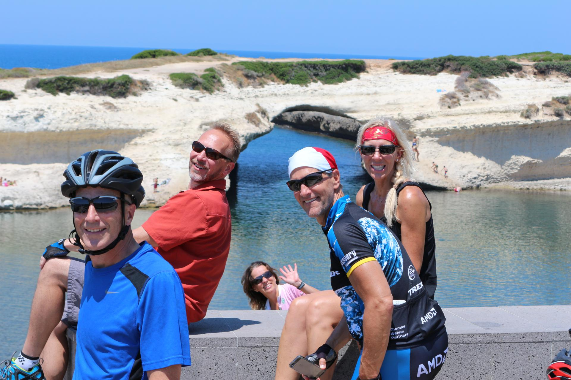 Sardinia Gastronomic Bike Tour in Italy