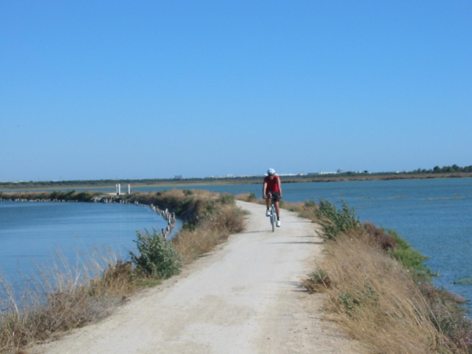 Bike Tour Spain Andalucia White Villages Cycling
