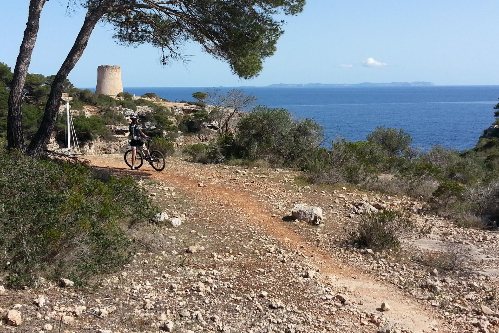 cycling coast in mallorca spain