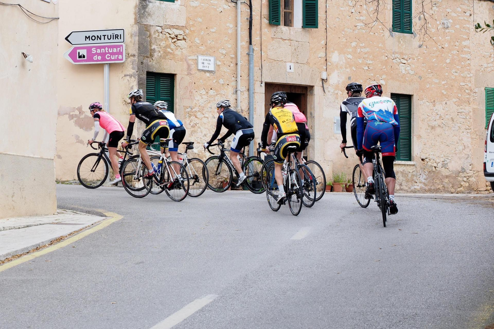 Mallorca Road Cycling tour in Spain