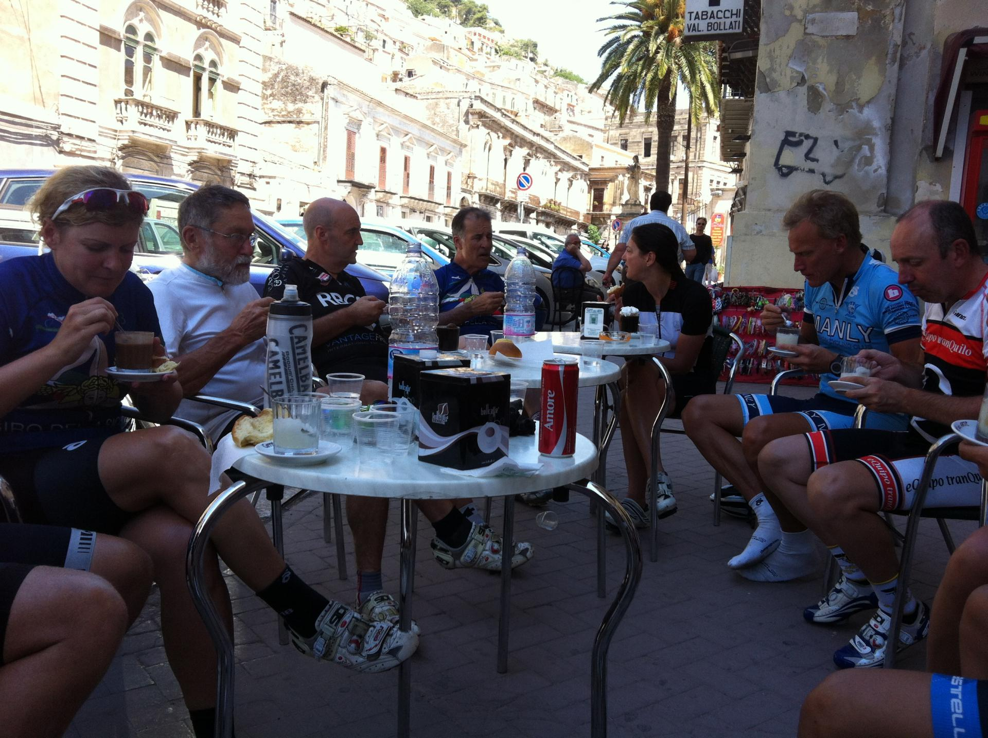 Grab your biking buddies and head to Sicily for an unforgetable cycle tour