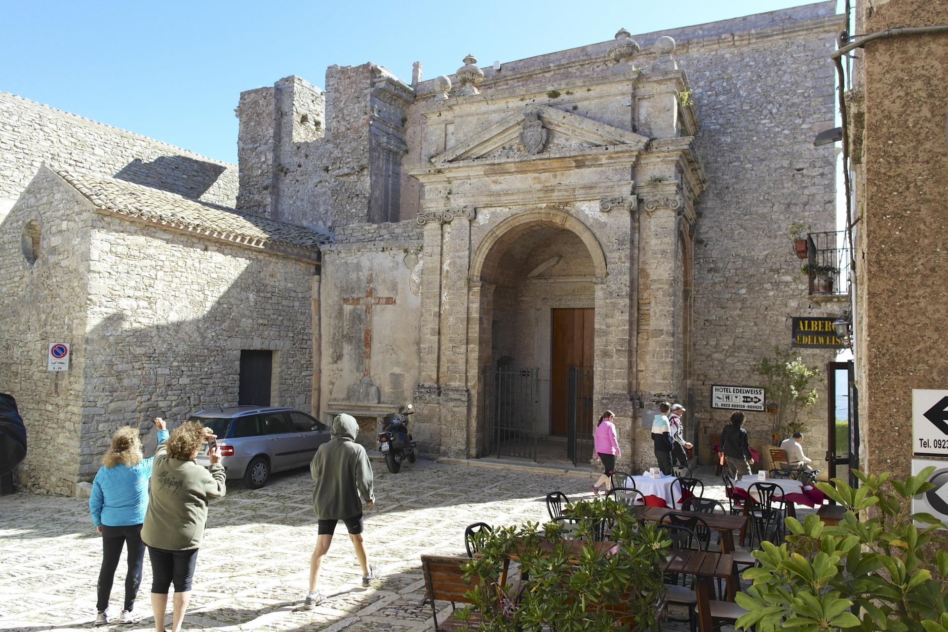 Monreale's world-renowned Cathedral called Santa Maria la Nuova