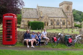 England - Cotswolds Stonehenge Bike Tour Thumbnail