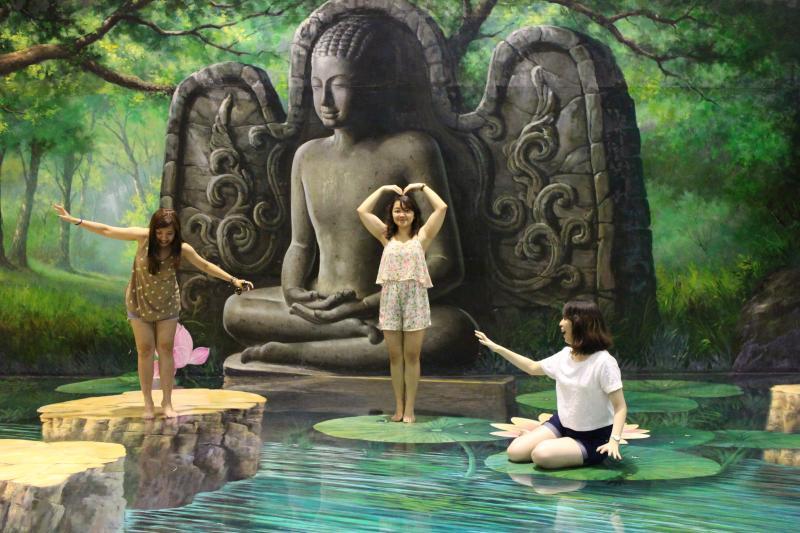 Amazing Art Gallery Pattaya