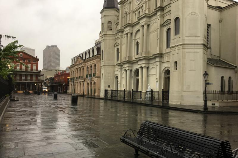Livery Tours Voodoo and Cemetery Walking Tour Thumbnail