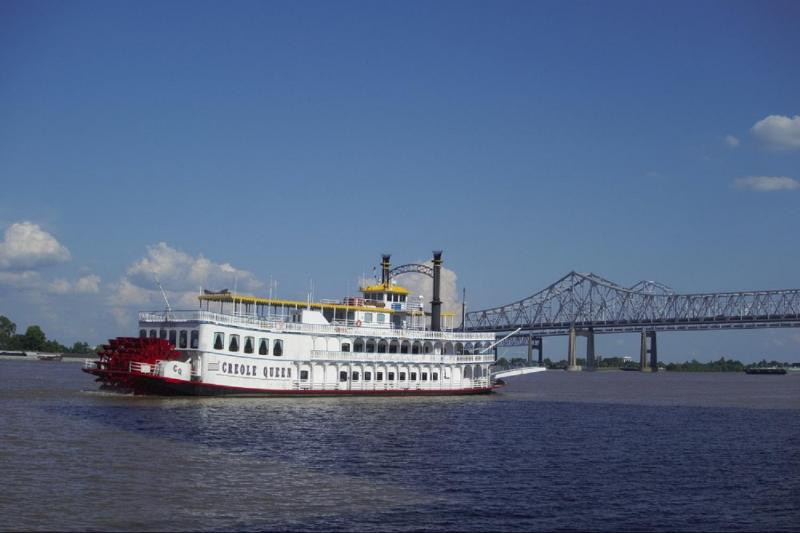 Creole Queen Mississippi River Dinner Jazz Cruise