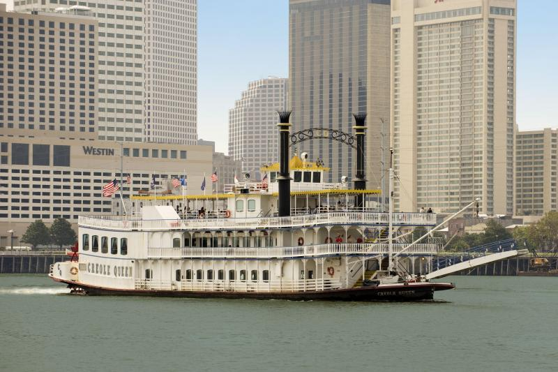 Creole Queen Historic River Cruise