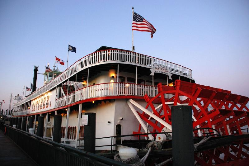 Steamboat Natchez Evening Jazz Cruise Thumbnail