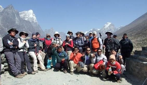 Everest Base Camp Trek - 16 days