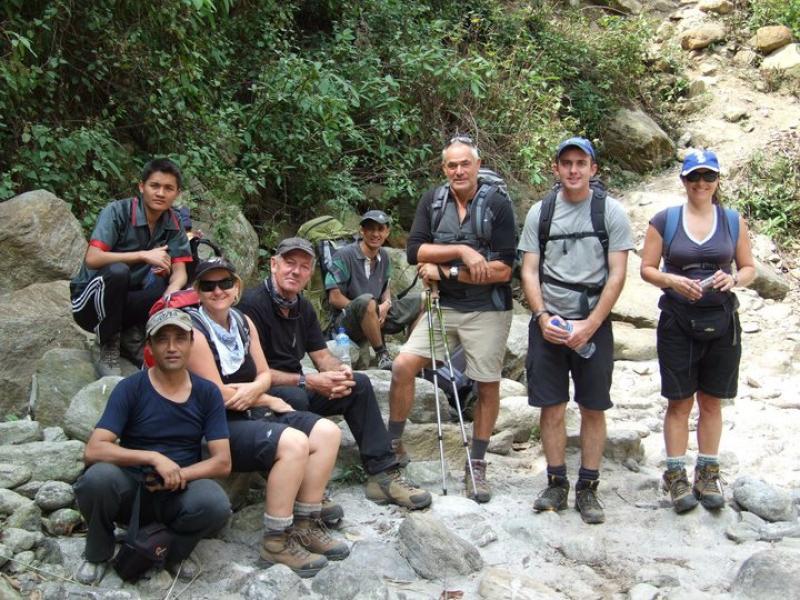 Langtang - Gosainkunda - Helambu Trekking- 15 days