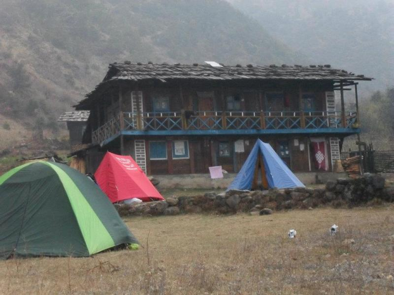 Kanchenjunga Trek Base Camp Trek - 24 days