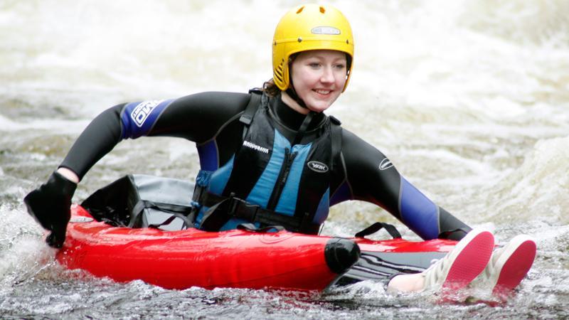Splash River Bugging