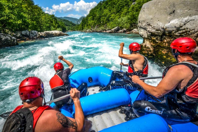 Montenegro multiactivity holiday