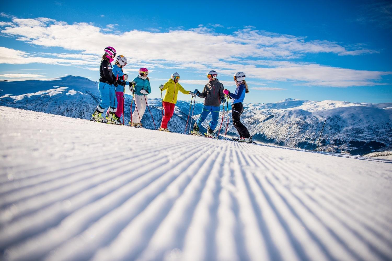 Myrkdalen ski holiday