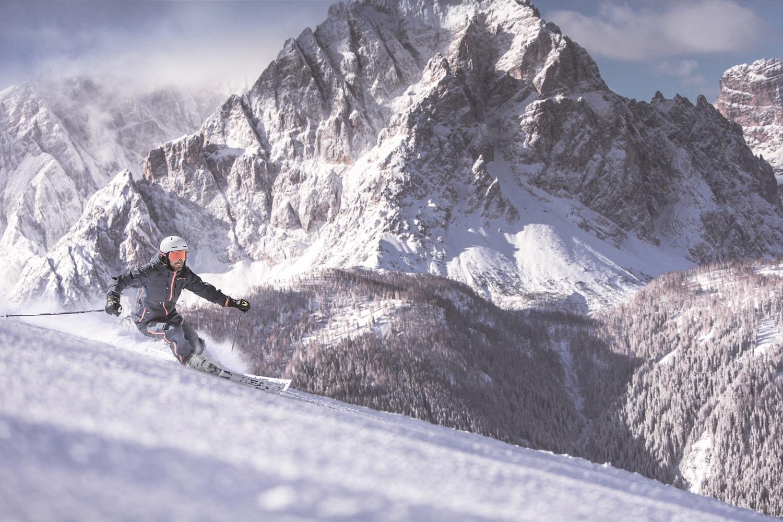 Drei Zinnen ski holiday