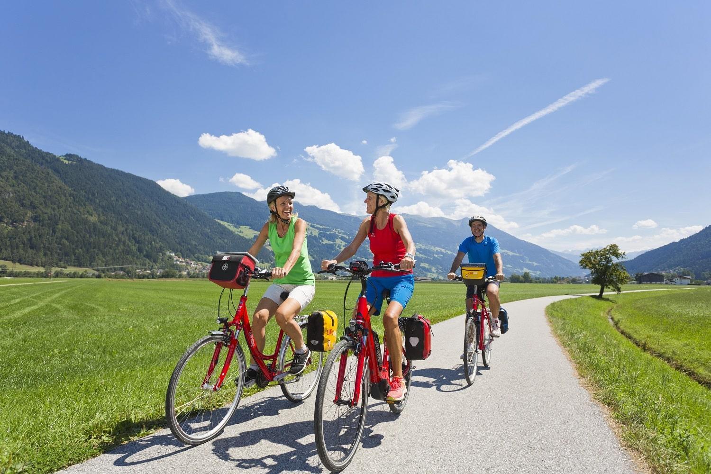 cycling holiday Innsbruck to Salzburg