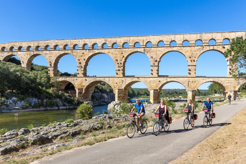 Provence cycling holiday