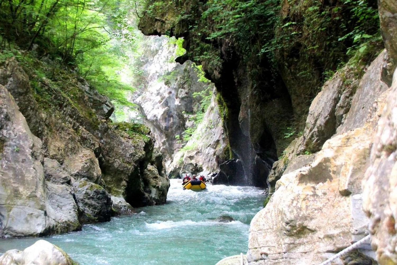 multi-activity holiday Calabria