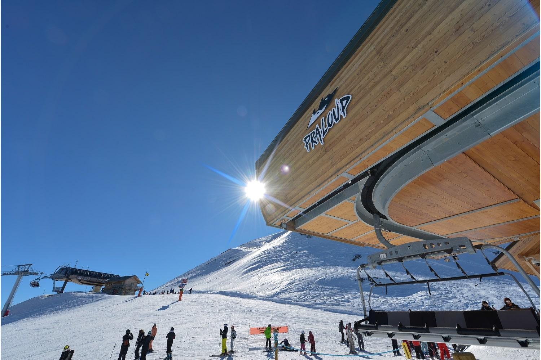 Pra Loup ski holiday