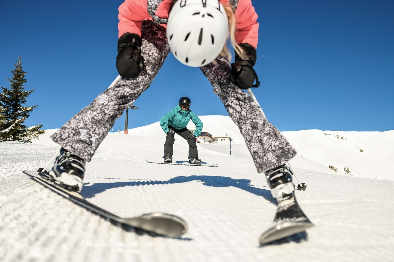 ski holiday Austria