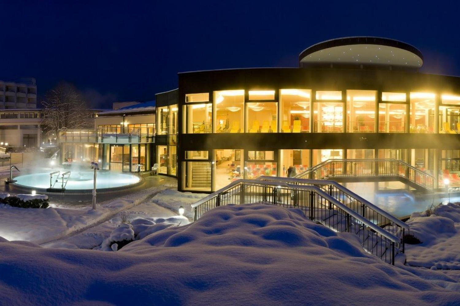 Ski and spa break in Austria