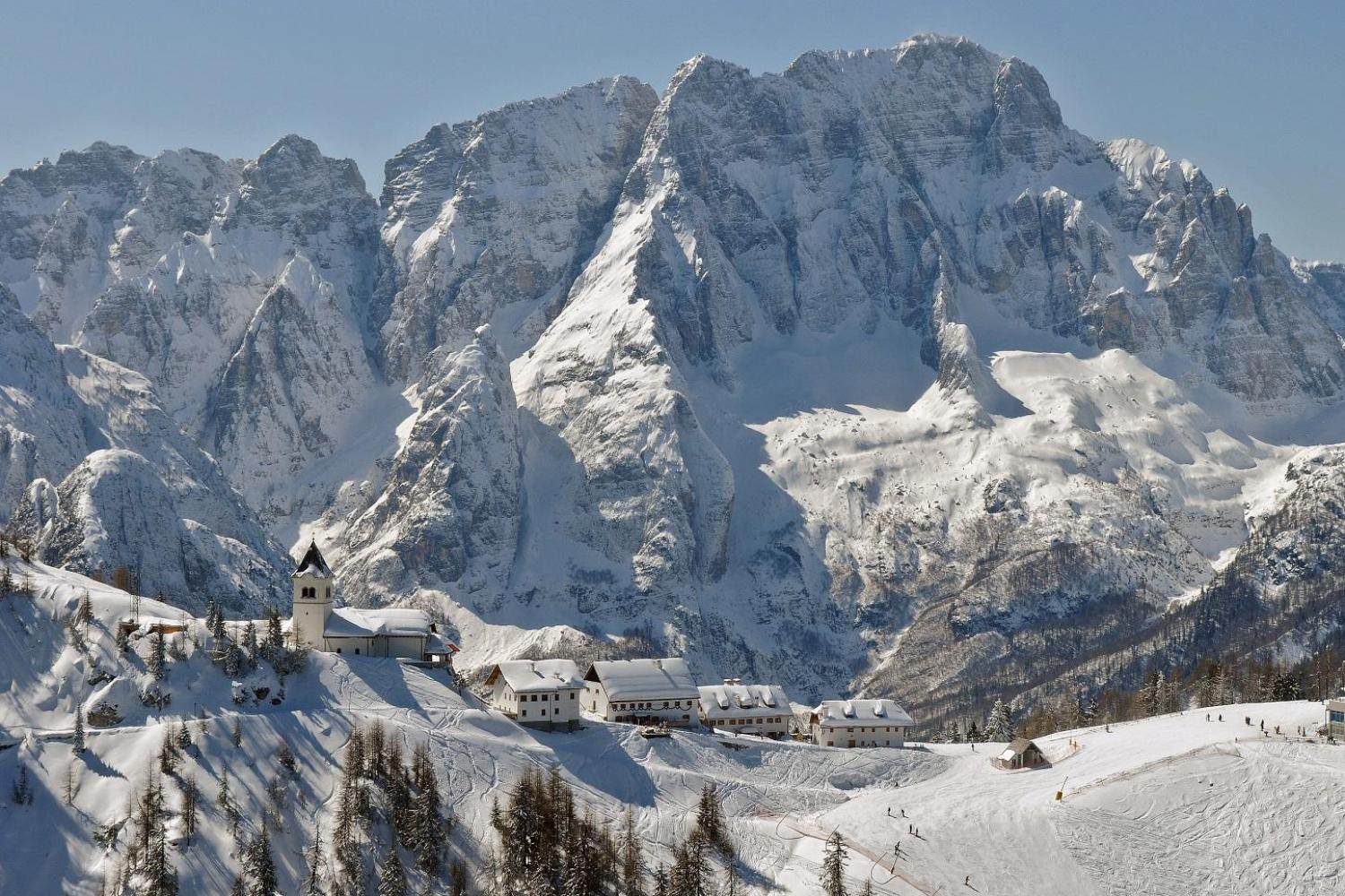 ski holiday in Tarvisio