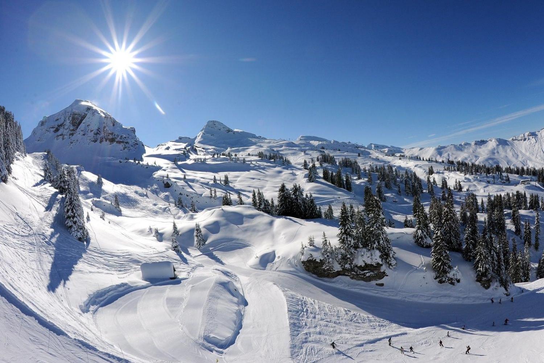 Chatel ski holiday