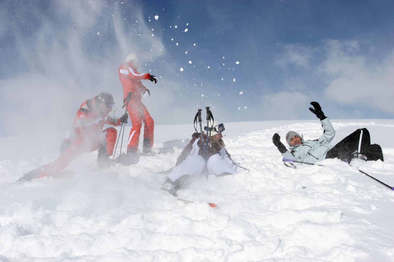 Livigno ski December