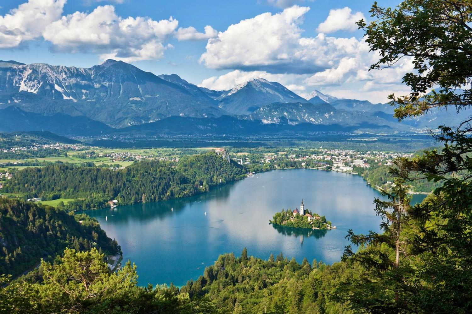 Lake Bled activity holiday